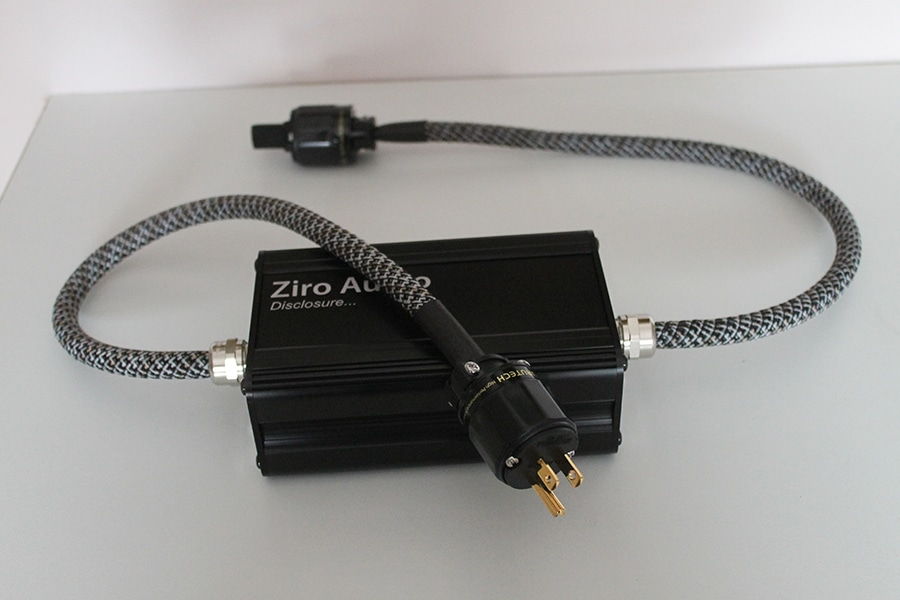 Ziro Audio Cables