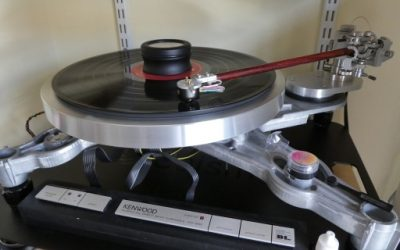 Review of the Reed 3P Tonearm
