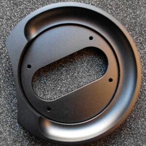 Ammonite Audio precision machined alloy armboard for Technics SL-1200