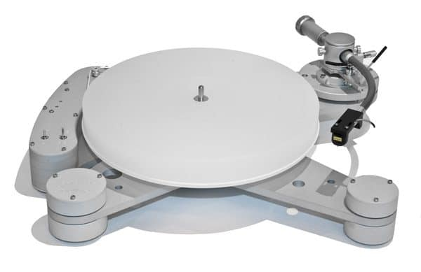 Soulines Kubrick DCX Turntable with Timestep T-609 tonearm