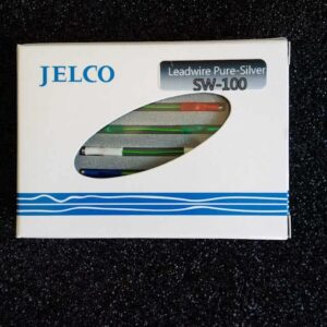 Jelco SW-100 Pure Silver Litz Headshell Wires