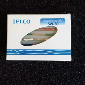 Jelco SW-30 OFC Copper Headshell Wires