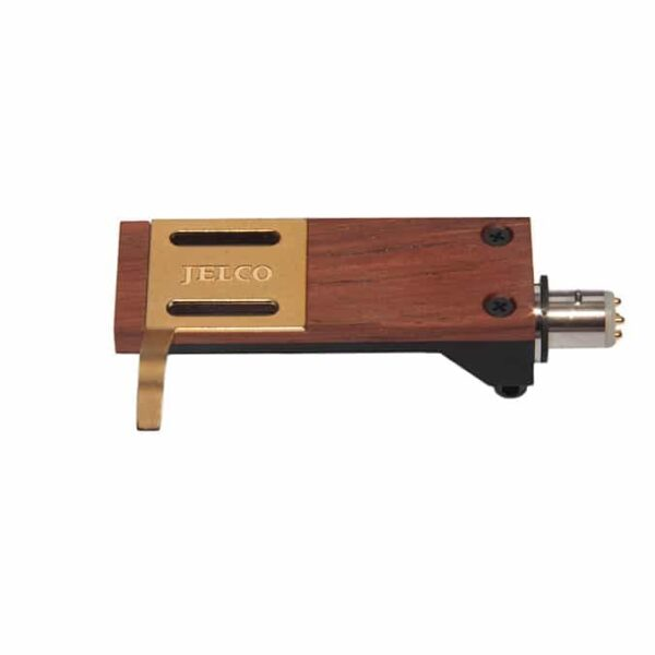 Jelco HS-30 Magnesium and Rosewood Headshell