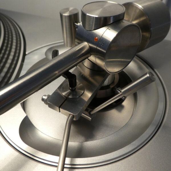 Ammonite Audio modular machined alloy Technics SL-1200 armboard with FR-64S tonearm