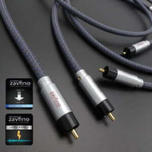 Zavfino 1877Phono Arcadia Mk2 RCA Interconnect Cable