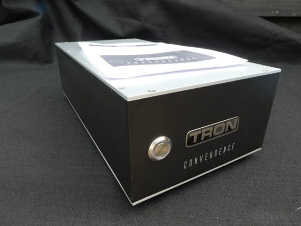 Tron Convergence Signature MM Phono Amplifier, Front Face
