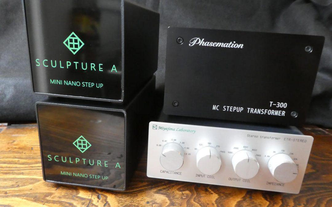 Step Up Transformer (SUT) Comparisons